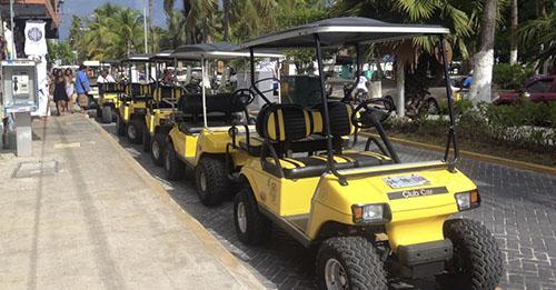 Golf Cart Rental Isla Mujeres - Golf Carts Indios