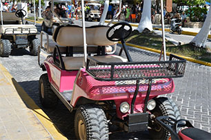 Golf Carts And Scooters